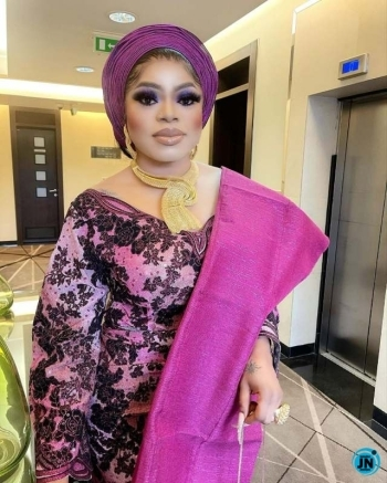 """""""A lot of this yeye celebrities dragging Tope Alabi are thrash"""" – Bobrisky rants from his sickbed"""